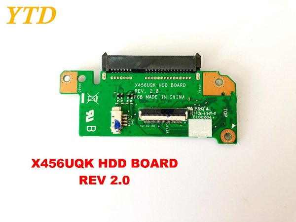 Original for ASUS X456UQK HDD BOARD REV 2.0 tested good free shipping