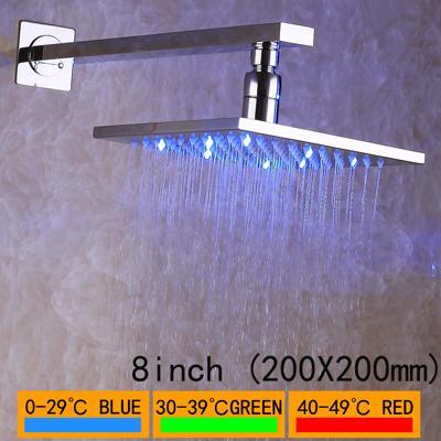 8 Inch LED 3 Colors
