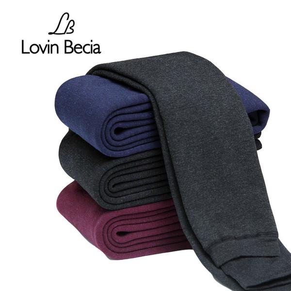 Lovinbecia Winter baby Girls Leggings Children Thick Velvet Warm Trousers Kid Elastic Waist skinny Colorful Cotton flannel Pants