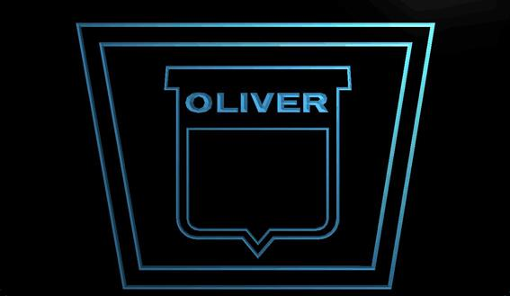 LS931-b-Oliver-Tractor-Neon-Light-Sign Decor Free Shipping Dropshipping Wholesale 8 colors to choose
