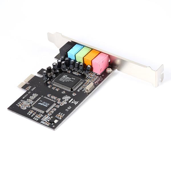 Ses Dijital Ses Kartı PCI Express 5.1 PCI-E USB3.0 4 port Genişleme Kartı Ücretsiz Kargo hızlı sevkiyat