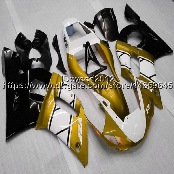 23colors+5Gifts manufacturer customize Full fairing kits for Yamaha YZF R6 1998 1999 2000 2001 2002 YZF-R6 Full fairing kits
