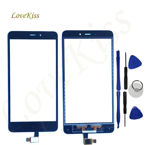 Redmi Note 4 Touch Panel Touch Screen Sensor Digitizer LCD Display For Xiaomi Redmi Note 4 Front Outer Glass Lens Replacement
