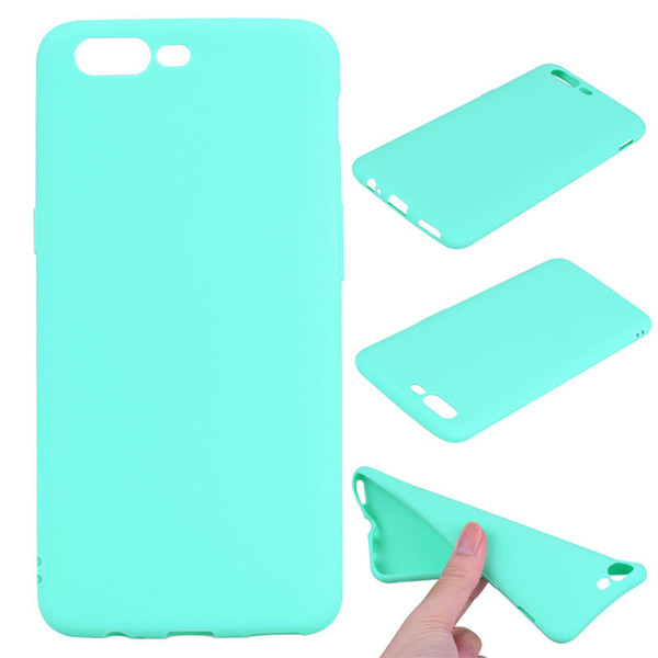 Ultra-Thin Slim Fit Soft TPU Case Cover For One plus 1+5 Lightweight And Flexible Protective Shell For OnePlus 5