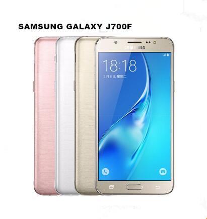 Cellulare originale rinnovato per Samsung Galaxy J7 J700F da 5,5 pollici 13 MP da 1,5 GB Rom 16 GB sbloccato