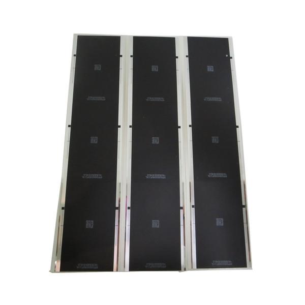 LCD Screen Back Adhesive Glue Sticker Backlight Silver Film For Broken Cell Phone For phone 5S/5C/5G Refurbishment Jiutu