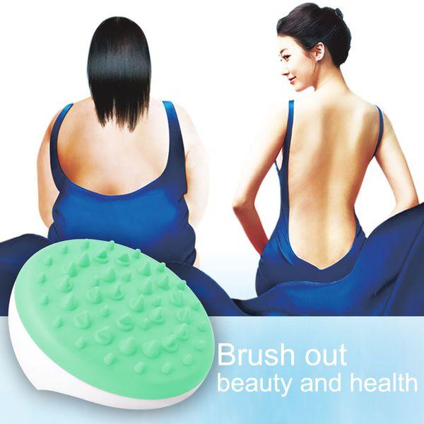 Terapia magnetica palmare che dimagrisce Massager completo del corpo Mini Anti Cellulite Giro manuale Massaggiatore manuale Dita Massaggiatore Spazzola per bagno