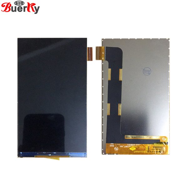 5pcs LCD Screen For BLU NEO 4.5 S330L LCD Display Monitor Glass Digitizer sensor Replacement free shipping