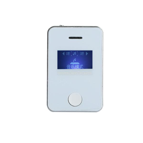 LCD Lecteur MP3 Lecteur de musique Haut-parleur Audio Digital Portable Mini