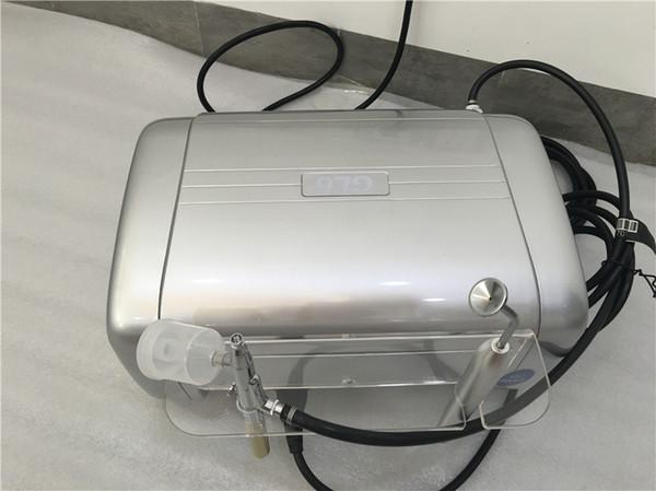 Berufs bestes Resultat Hauptgebrauch und salonPortable Sauerstoffinjektor O2 Haut-Verjüngungs-Schönheits-Ausrüstung GL6 für Falten-Abbau