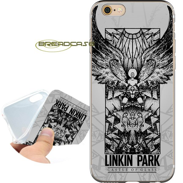 coque iphone 7 linkin park