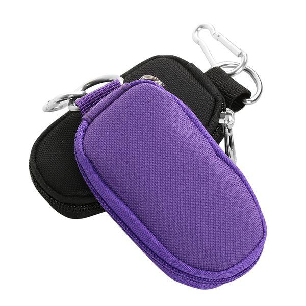 2018Fashion Women 10 Slot Bottle Case Essential Oils Carry Case Holder Storage Travel Carrying Organizer Holder Makeup Rangement