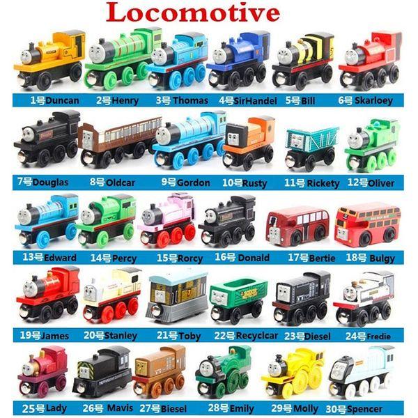 Thomas The Train Christmas.Thomas Trains Toy Magnetic Thomas And Friends Anime Wooden Thomas Train Car Christmas Gift Wooden Magnetic Locomotives Toy Kids Toys For Xmas