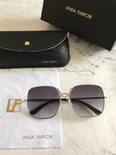 Marque de mode lunettes de soleil femmes lunettes de soleil pour femmes marque lunettes de soleil pour hommes designer lunettes de soleil de luxe style UV400 lentille avec étui 16