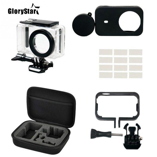 GloryStar Piccolo set di protezioni per fotocamera per custodia Xiaomi Mi Custodia impermeabile Custodia per fotocamera con telaio di protezione per fotocamera