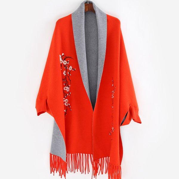 Rosso arancio 190cmX65cm