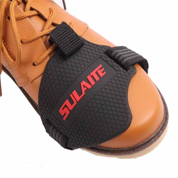 1pc Foot Protector Shift Sock Motorbike Boot Cover Protective Gear Shifter Shoe Boots Protector Gear Stronger Rubber Motorcycle