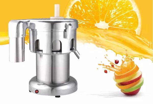 Commercial Stainless steel Juice Extractor 220V/550W/2800r/min juice volume:100-120kg/hr Juicer Machine LLFA