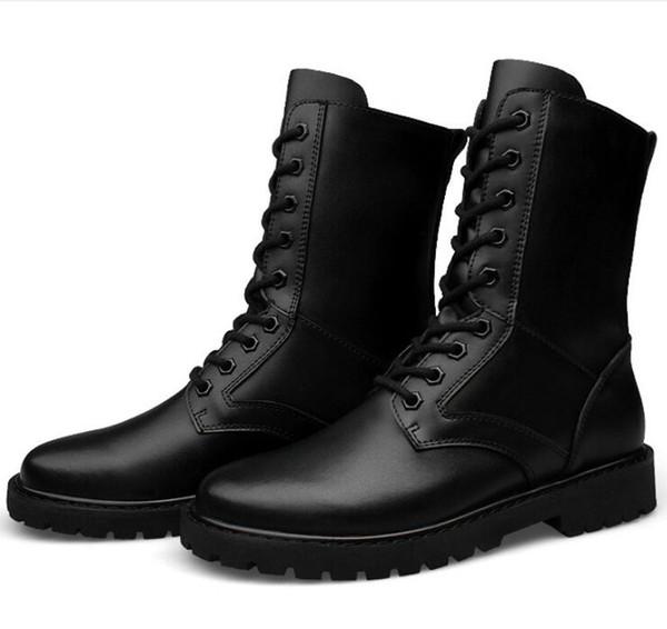 bottes homme militaire