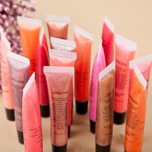 Marca de Longa Duração Hidratante Brilho Lip Gloss Matiz Cosméticos Nutritiva Shimmer Líquido Batom Beleza Lábios Maquiagem