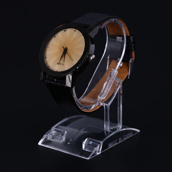 supporto per espositore da esposizione in plastica trasparente orologio da polso vendita espositore per espositore strumento trasparente