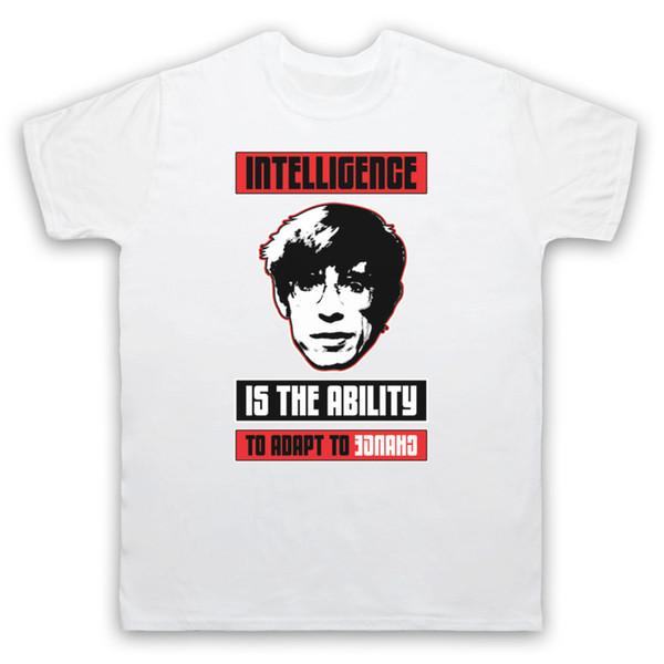 Comemorando Hawking STEVEN FALCÃO INTELIGÊNCIA FÓSSIL NÃO OFICIAL FÍSICA T-SHIRT ADULTOS CRIANÇAS TAMANHOS