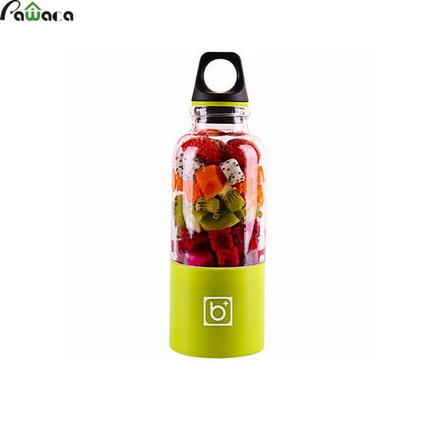 Eco-Friendly 500ml portátil Juicer Cup USB recarregável elétrica Bingo automático Juice legumes Fruit Criador Cup Blender Mixer Bottle