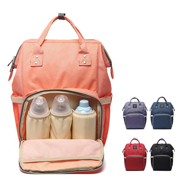 Diaper Bags Mommy Backpack Nappies Backpack Fashion Mother Maternity Backpacks Outdoor Desinger Nursing Travel Handbags Organizer