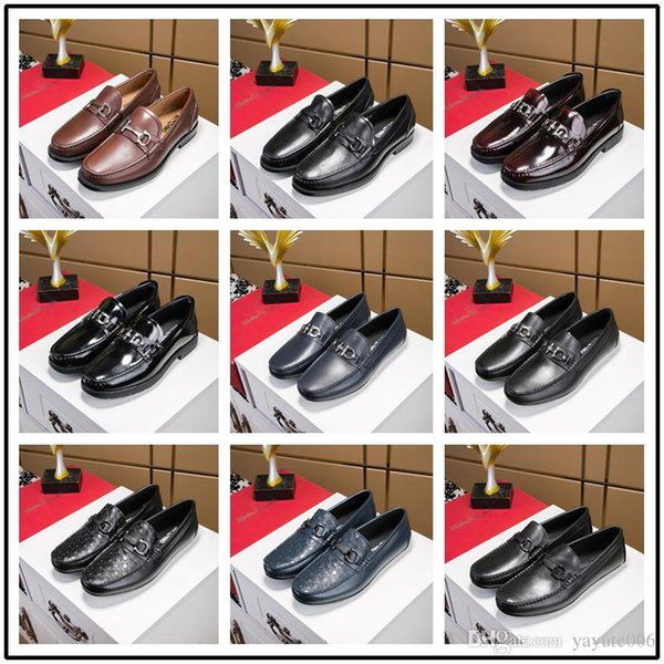 Top Men luxury Designer black Embroidery bees Metal buckle Casual Flats Shoes Male Homecoming Dress Wedding Prom zapatos de novio