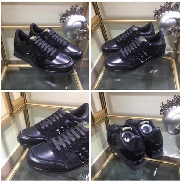 2019 Designer de moda de Luxo homens mulheres sapatilhas velocidade trainer preto branco azul rosa glitter mens formadores casuais sapato Runner xg18090803