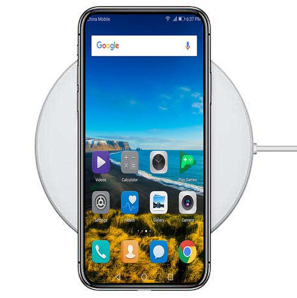 Android Telefon XS 5,8 Zoll Quad Core Smartphone Smartphone 1G ROM 8G hinzufügen TF-Karte Gesicht ID Wireless Charging GSM WCDMA entsperrt Telefon