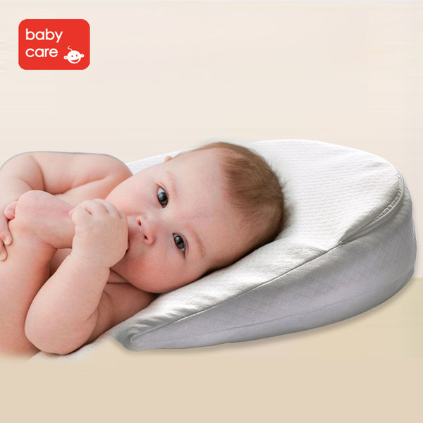 Babycare Wedge Pillow Baby Sleep Positioner For Infant Reflux And Newborn Nasal Congestion Reducer Improve Child Sleep