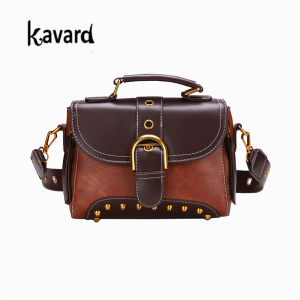 Rivet Satchels luxury handbags women bags designer bags for women 2018 luxury purses and handbags ladies hand bolsa sac