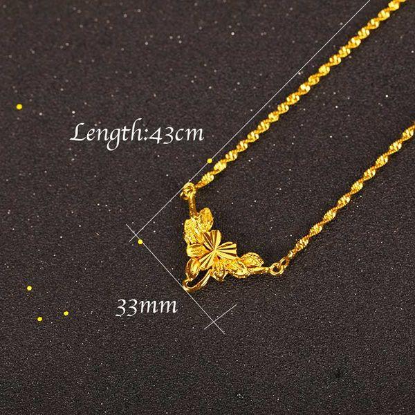 Luxe 24k or jaune rempli Femmes Anneaux Zircon Charm Gold Filled Fashion Jewelry Taille Choisir