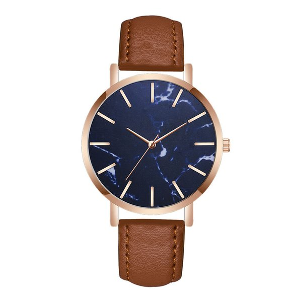 Top Brand Watches Men Quartz Analog Male Watch Men Leather Band Analog Quartz Round Wrist Watches Relogio Masculino