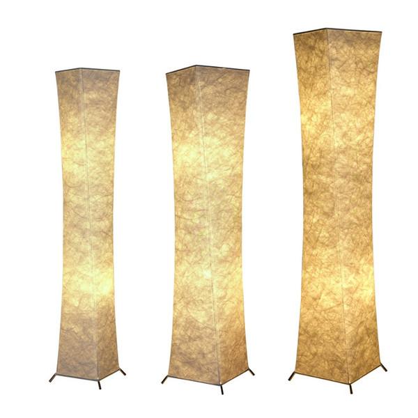 Kreative weiche Licht LED Stehlampe minimalistische moderne Stehlampe Tyvek Stoff Shade RGB Farbe für Wohnzimmer Atmosphäre