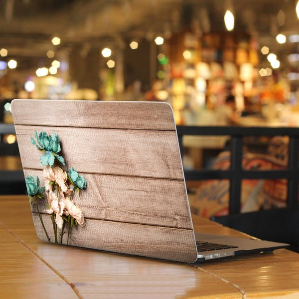 Grain-17 Oil painting Case for Apple Macbook Air 11 13 Pro Retina 12 13 15 inch Touch Bar 13 15 Laptop Cover Shell