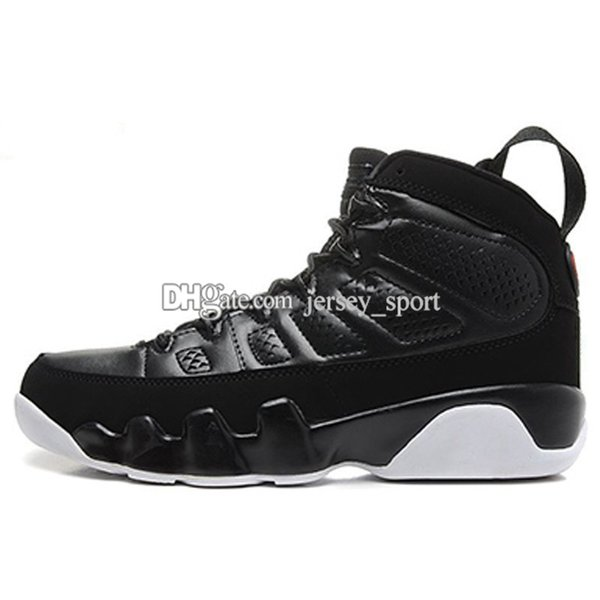 #08 Black White