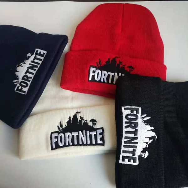 ec41c6739139e Brand Battle Knitted Hat 6 Colors Hip Hop Embroidery Knitted Costume Cap  Winter Soft Warm Girls