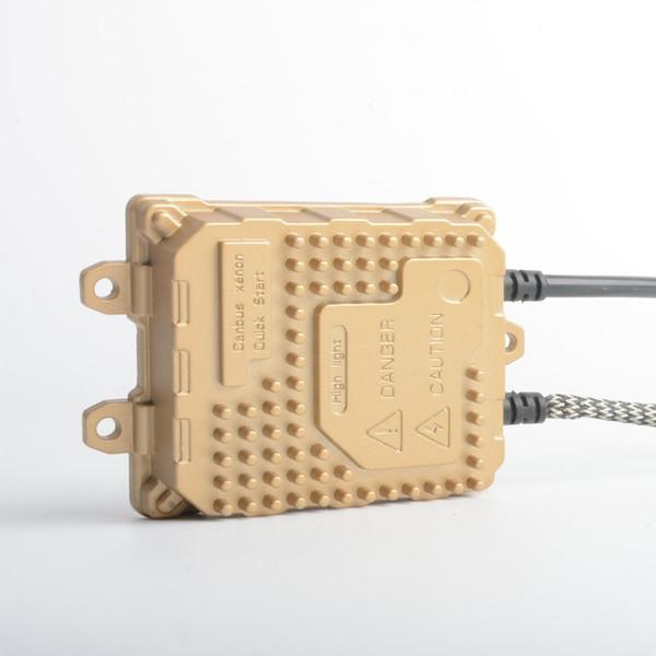 G5 Gold Digital AC 55W HID Ballast 1 second quick start for HID Xenon Conversion Kit auto lamp car headlight bulb free shipping