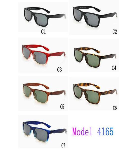 Sexy Fashion Haute qualité femmes lunettes de soleil designer de marque justin lunettes de soleil hommes lunettes Goggles lunettes de soleil Expédition rapide