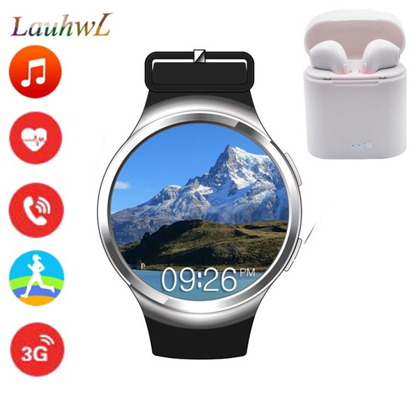 X3 Smart Watch men women screen360 * 360 Support Passometer SIM Card GPS 450mAH MTK6572 SmartWatch Bluetooth 4.0 For Android IOS