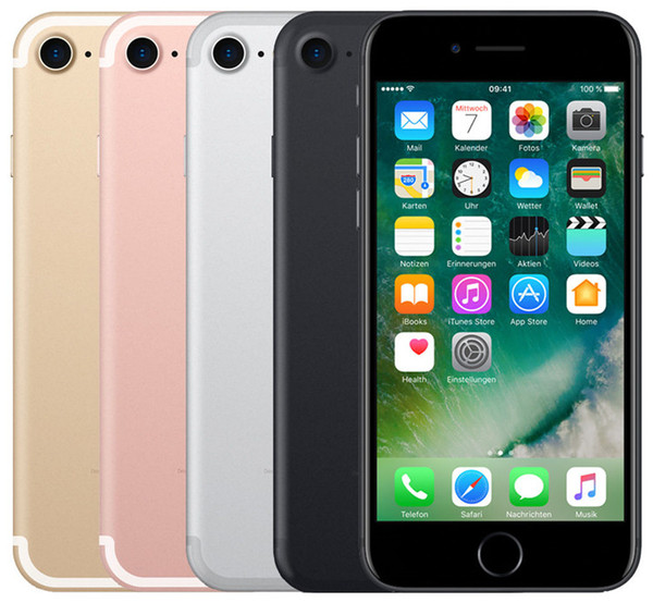 Apple iPhone 7 Artı Fabrika Unlocked Orijinal Cep Telefonu 4G LTE 5.5