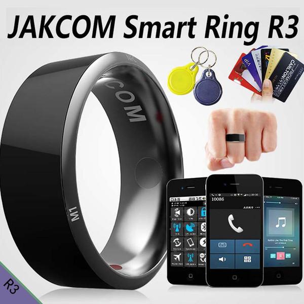 JAKCOM R3 Smart Ring venda quente com pulseiras inteligentes como pulseiras f1 haarband