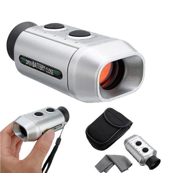 best selling Portable 7X18 Digital Golf Range Finder Golfcope Scope Rangefinder Golf Diastimeter Lightweight Hunting Distance Range Finder