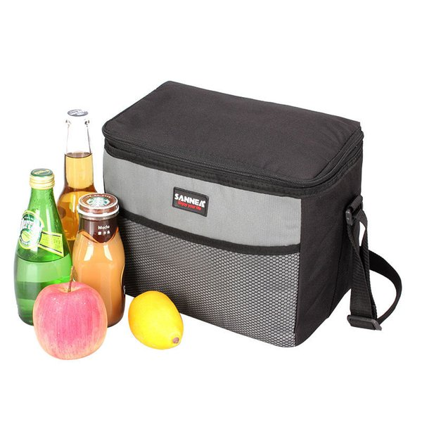 Picnic Bags Isothermal Insulated Bag Refrigerator Lunch Box Beach Fridge Camping Travel Barbecue bbq Tools Beer Drink Basket
