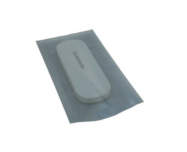 200pcs Open Top Anti-Static Shielding Plastic Pack Bags ESD Anti Static Packing Bag Antistatic Package Bags