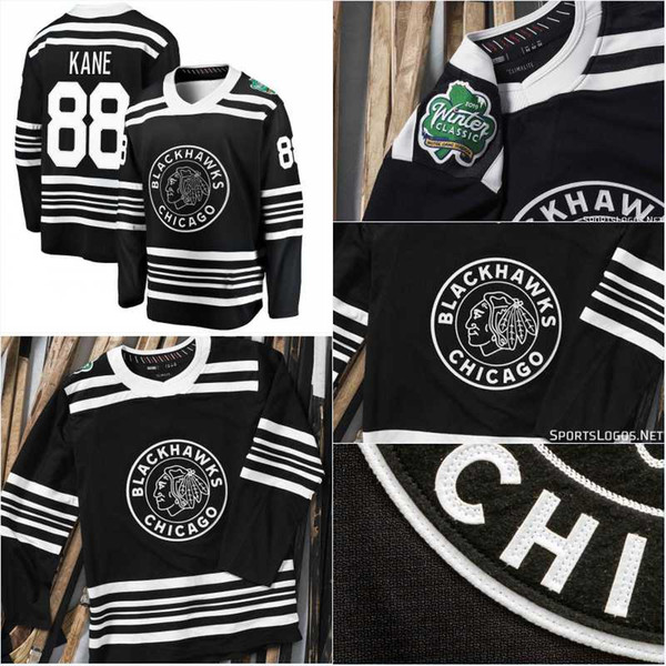 hot sale online e5232 71875 2019 Mens 2019 Winter Classic Jerseys Chicago Blackhawks Alex DeBrincat  BrentSeabrook Corey Crawford Duncan Keith Jonathan Toews Hockey Jerseys  From ...