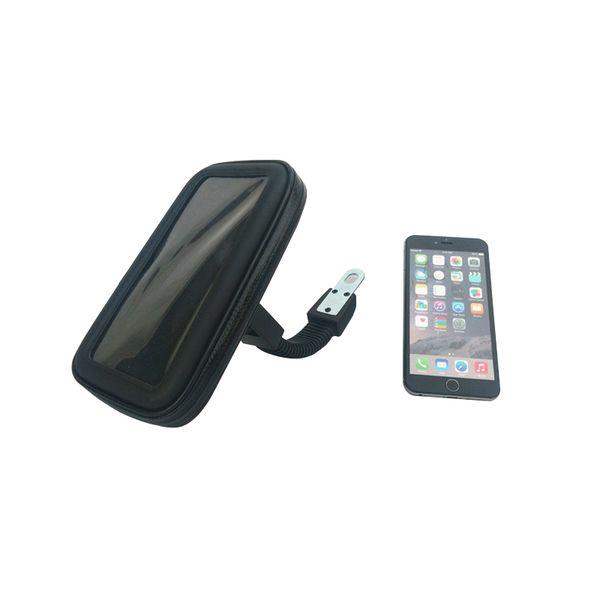 Waterproof Bicycle Road Bike MTB Motorcycle GPS Car Handlebar Phone Holder Case Storage Pouch Cycling Accessories