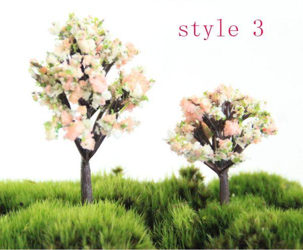 style 3 of 4cm peach tree